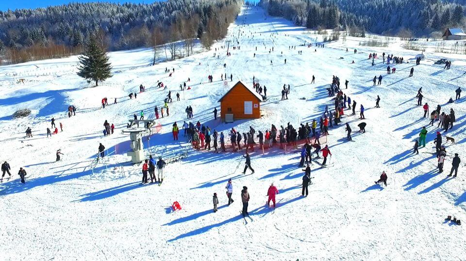 Ove godine više skijaških staza | Mladi Berana
